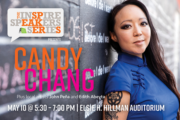 Candy Chang photo by Cary Norton